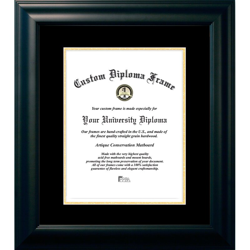 Campus Images Satin Mats Picture Frame Wayfair