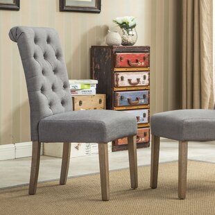 Search Results For Tufted Back Dining Chair Grey