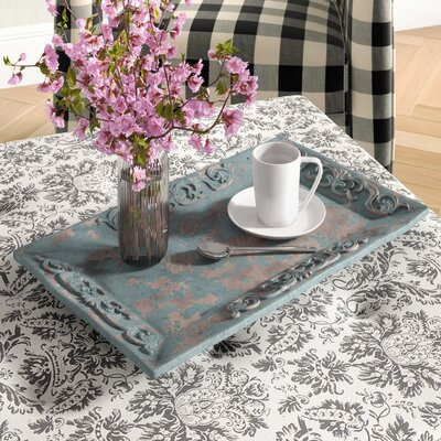 French Country Decorative Trays You Ll Love In 2019 Wayfair