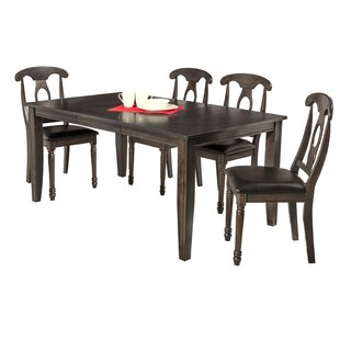 Haan 5 Piece Dining Set