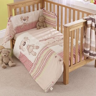 Little Bear 2 Piece Cot Bedding Set