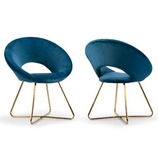 Guevara Upholstered Dining Chair (Set of 2)
