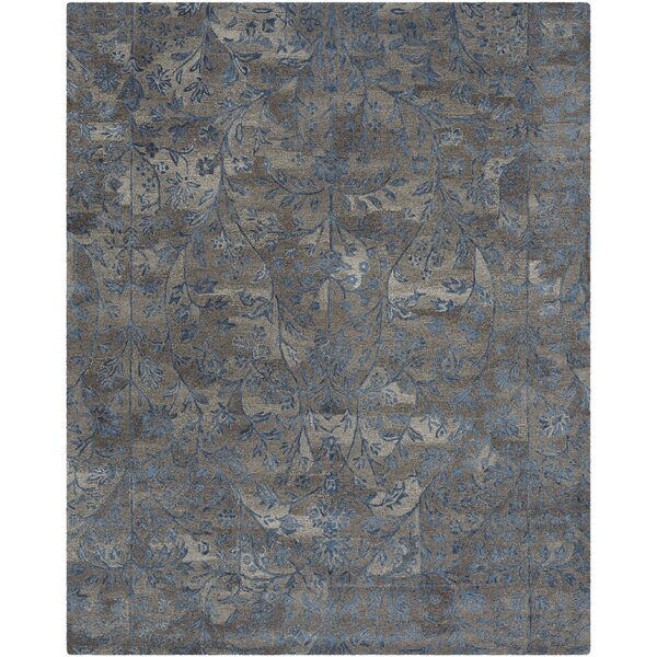 Safavieh Sapphire Brown/Blue Area Rug U0026 Reviews | Wayfair