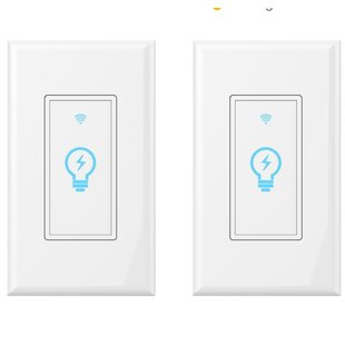Switches, Dimmers & Outlets You'll Love | Wayfair