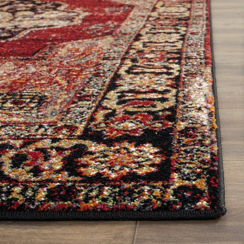 Bloomsbury Market Fitzpatrick Red Area Rug Amp Reviews