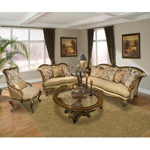 Venezia Configurable Living Room Set by Benetti's Italia