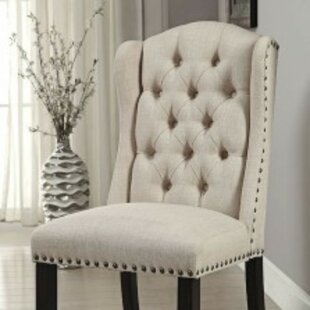 Dulin Contemporary Upholstered Dining Chair (Set of 2)