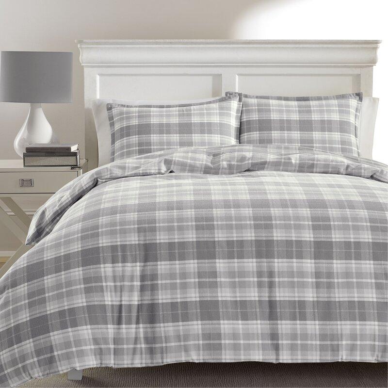laura ashley home mulholland plaid 100 cotton comforter set by laura ashley home reviews. Black Bedroom Furniture Sets. Home Design Ideas