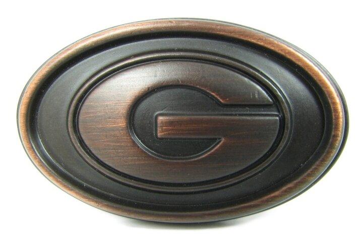 Oval Knob