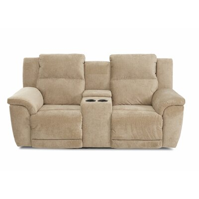 Loveseat Recliner With Console Wayfair