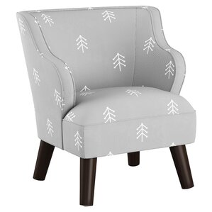 Waranimman Modern Kids Club Chair by Loon Peak
