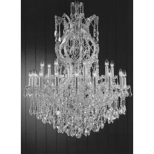Smoke glass chandelier wayfair search results for smoke glass chandelier aloadofball Image collections