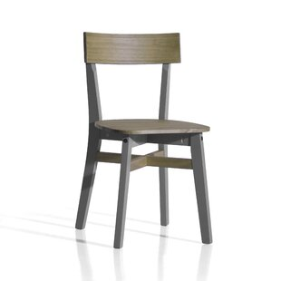 Aalia Solid Wood Dining Chair (Set of 2)