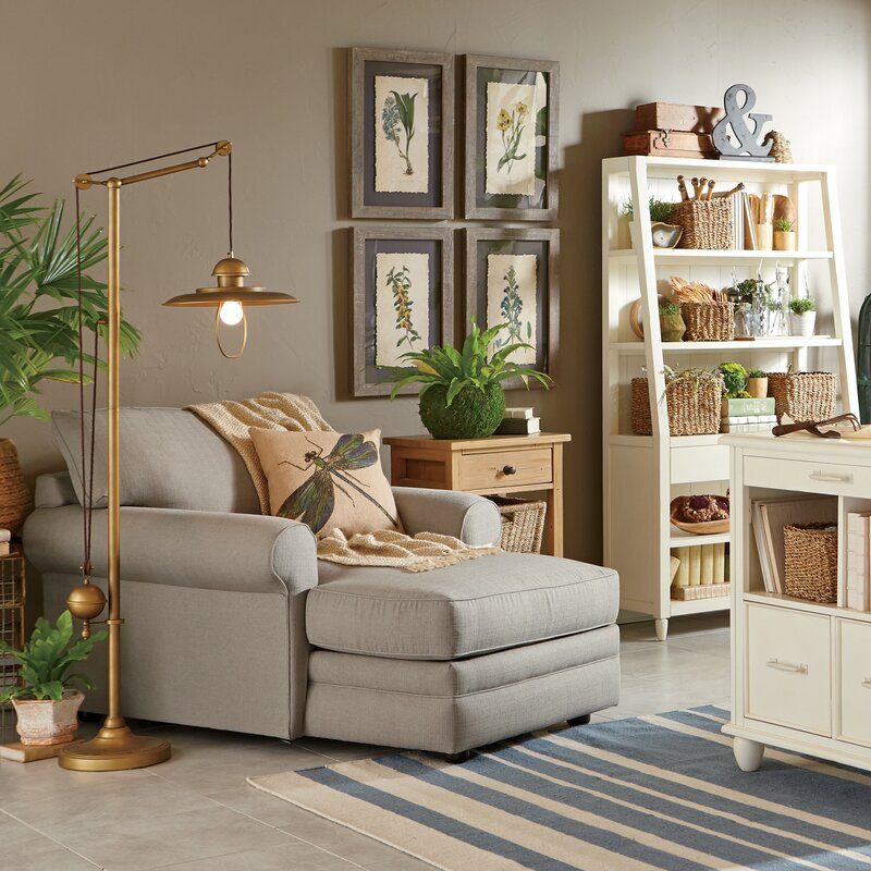 Birch Lane™ Driscoll Storage Table & Reviews | Wayfair