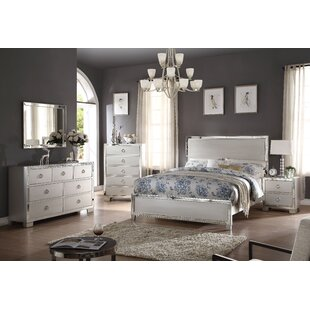 Isai Panel Configurable Bedroom Set