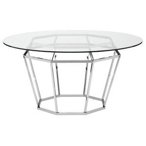 Diamond Dining Table by Nuevo