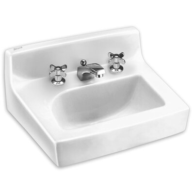Wall Mounted Sinks You Ll Love Wayfair