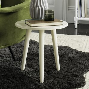 Rundall Round End Table by George Oliver