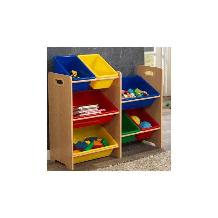 Superior Storage Toy Organizer