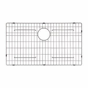 Kitchen Sink Grid Stainless Steel Sink grids youll love stainless steel 30 x 17 sink grid workwithnaturefo