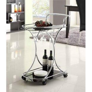 Belser Bar Cart