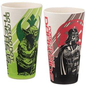 Star Warsu2122 2 Piece 24 oz. Water/Juice Glass Set
