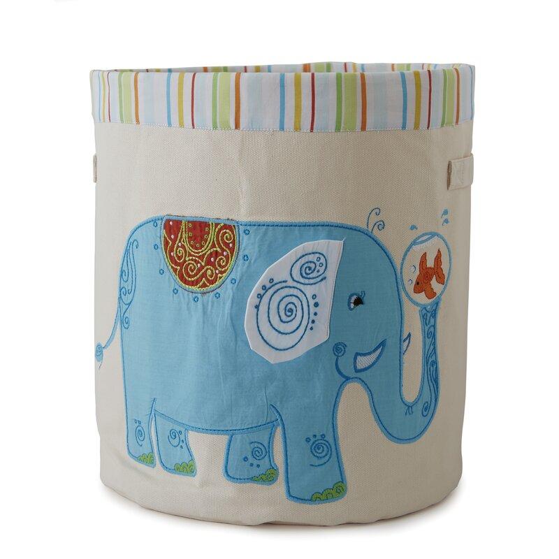 Ordinaire Funny Friends Elephant Toy Storage Bin
