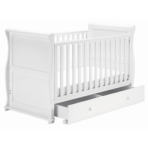 Sleigh 2-in-1 Convertible Cot