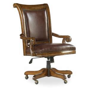 find the best wood office chairs | wayfair