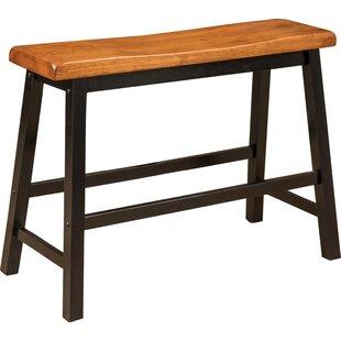 Yantarni Wood Bench (Set of 2)