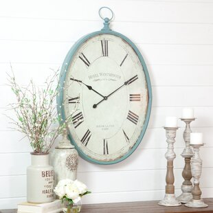 Ordinaire Sonia Oval Wall Clock
