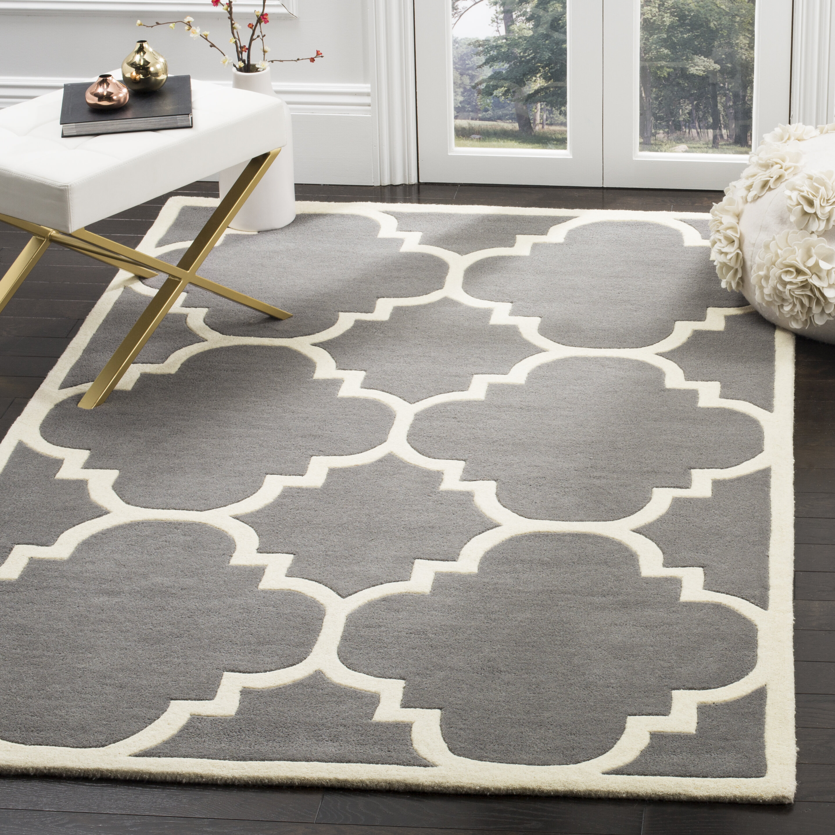 round table outdoor growth gold for chevron room cool walmart co orian a comfortable beige stripe rug area floor gorgeous gray silver grey indoor com and rugs quantiply wayfair