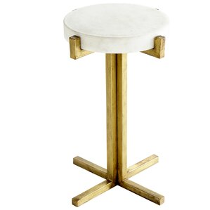 Discus End Table by Cyan Design