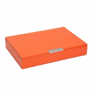 Orange Jewelry Boxes Youll Love Wayfair