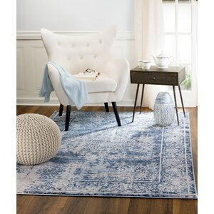 Andrews Blue Area Rug
