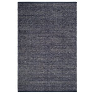 Zen Waterloo Hand-Woven Blue Area Rug