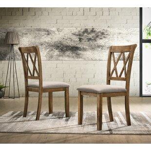 Leonila Upholstered Dining Chair (Set of 2)