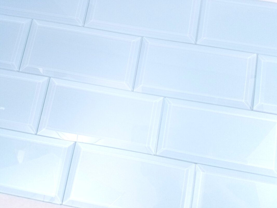 Finley 3 x 6 glass subway tile in glossy blue reviews joss finley 3 x 6 glass subway tile in glossy blue dailygadgetfo Gallery
