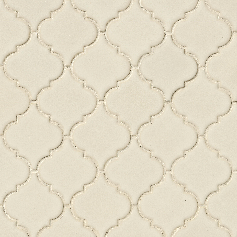 Groovy White Octagon Tile Wayfair Download Free Architecture Designs Rallybritishbridgeorg