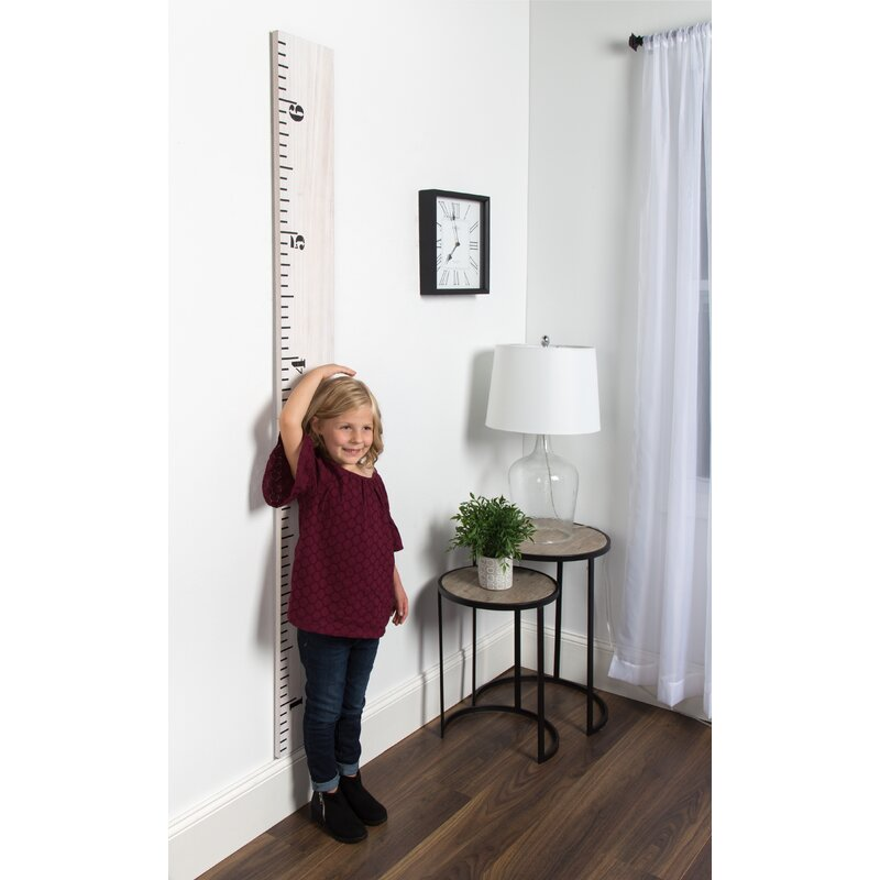Valleywood 6 5 Wood Wall Ruler Growth Chart