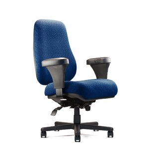 Miraculous Big Tall Desk Chairs Youll Love Wayfair Download Free Architecture Designs Viewormadebymaigaardcom
