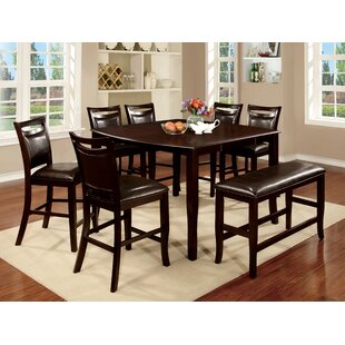 Neymar 8 Piece Extendable Dining Set
