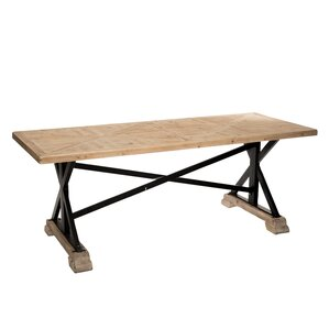 woodmetal dining table