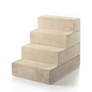 Holmberg Comfort Foam 4 Step Pet Stair
