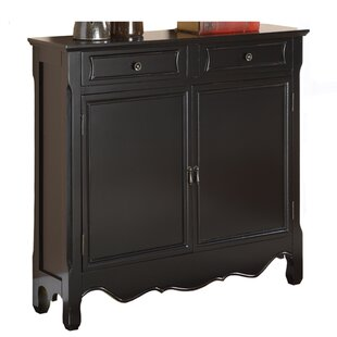 dirk 2 door console table accent cabinet glass door console cabinet   wayfair  rh   wayfair com