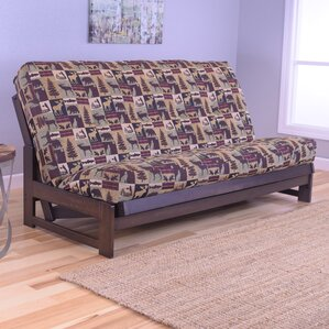 Aspen Futon and Mattress by Kodiak Furniture