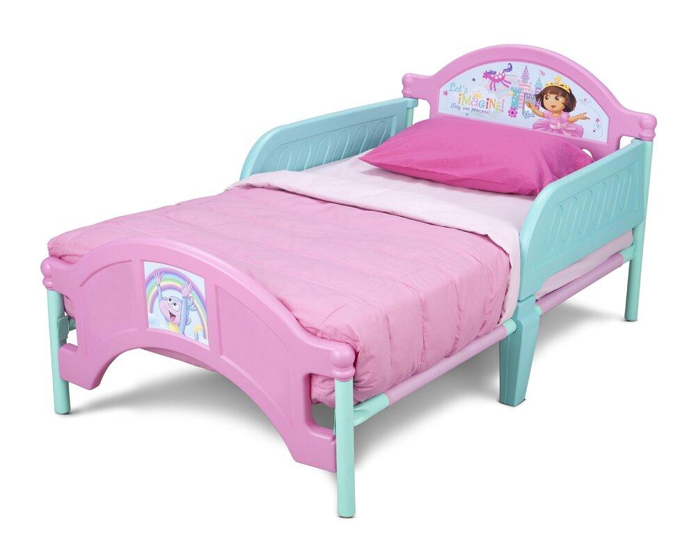 Delta Toddler Bed Dora