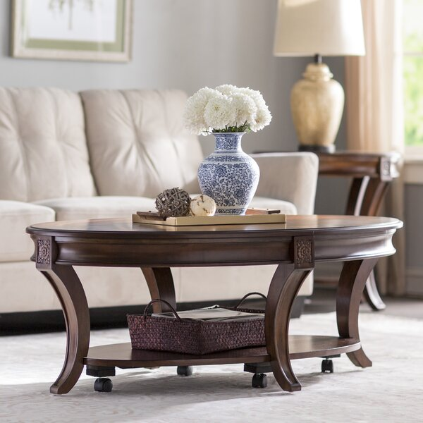 Top Rated Furniture Stores: Darby Home Co Stephenson Coffee Table & Reviews
