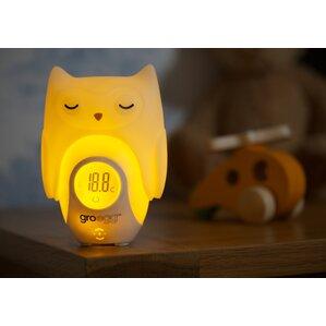 Egg Orla the Owl Shell Night Light