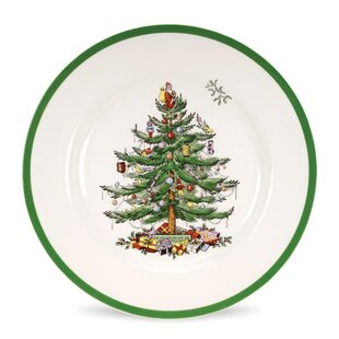 Christmas Tree Spode Dinnerware Plate (Set of 4)  sc 1 st  Wayfair & Spode Dinnerware Sets | Wayfair